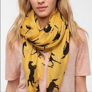 Urban Outfitters Cooperative 100% Viscose scarf!